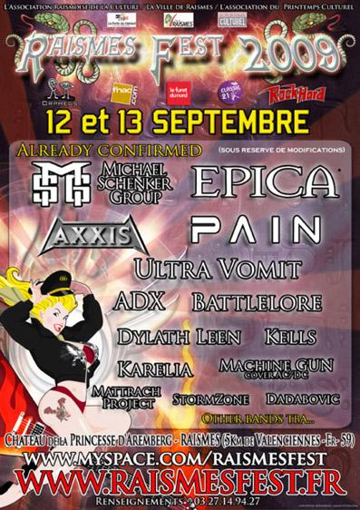 RAISMESFEST 2009 - 12 et 13 septembre Affiche-provisoire